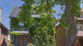 House of the Week: $1.8 million for a century-old Corso Italia home with a new rooftop deck