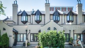 Sale of the Week: The $1-million Mount Pleasant townhouse that sold after it had been taken off the market