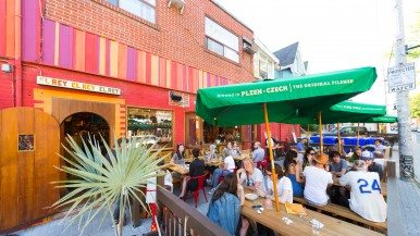 Toronto's best new patios this summer