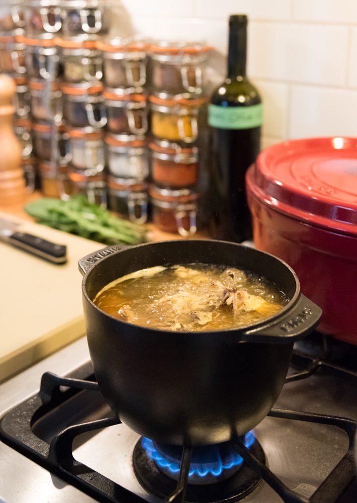 toronto-restaurants-chefs-home-kitchen-diaries-victor-barry-piano-piano-staub-pot