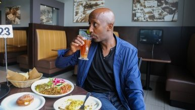 Where chef Bashir Munye eats Somali food in the burbs