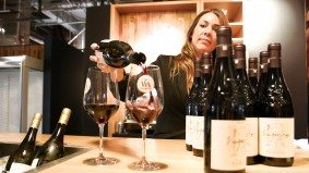 What's on the menu at the Wine Academy, the city's new underground wine club