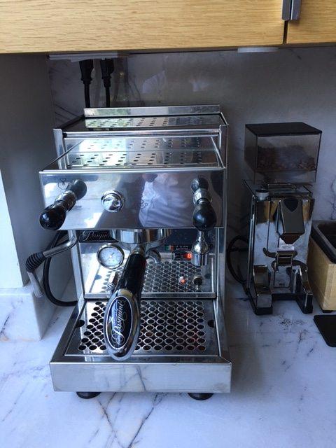 toronto-restaurants-consumed-what-janet-zuccarini-ate-trattoria-nervosa-gusto-101-espresso machine