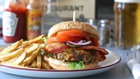 What's on the menu at Skyline Restaurant, a retro diner with a new lease on life