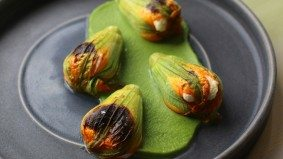 Six zucchini flower dishes that won't be around for long