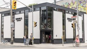 Inside Shinola, the Detroit-based brand's first Toronto location