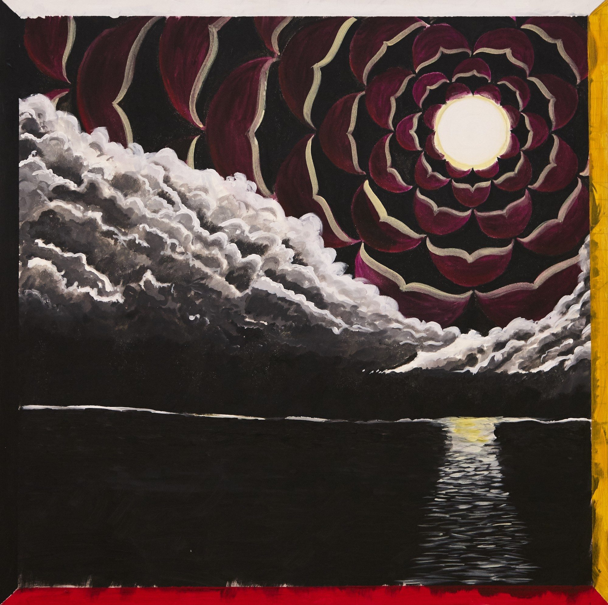 Art-Battle-Anthony-Masuskapoe -Chrysanthemum-Sky