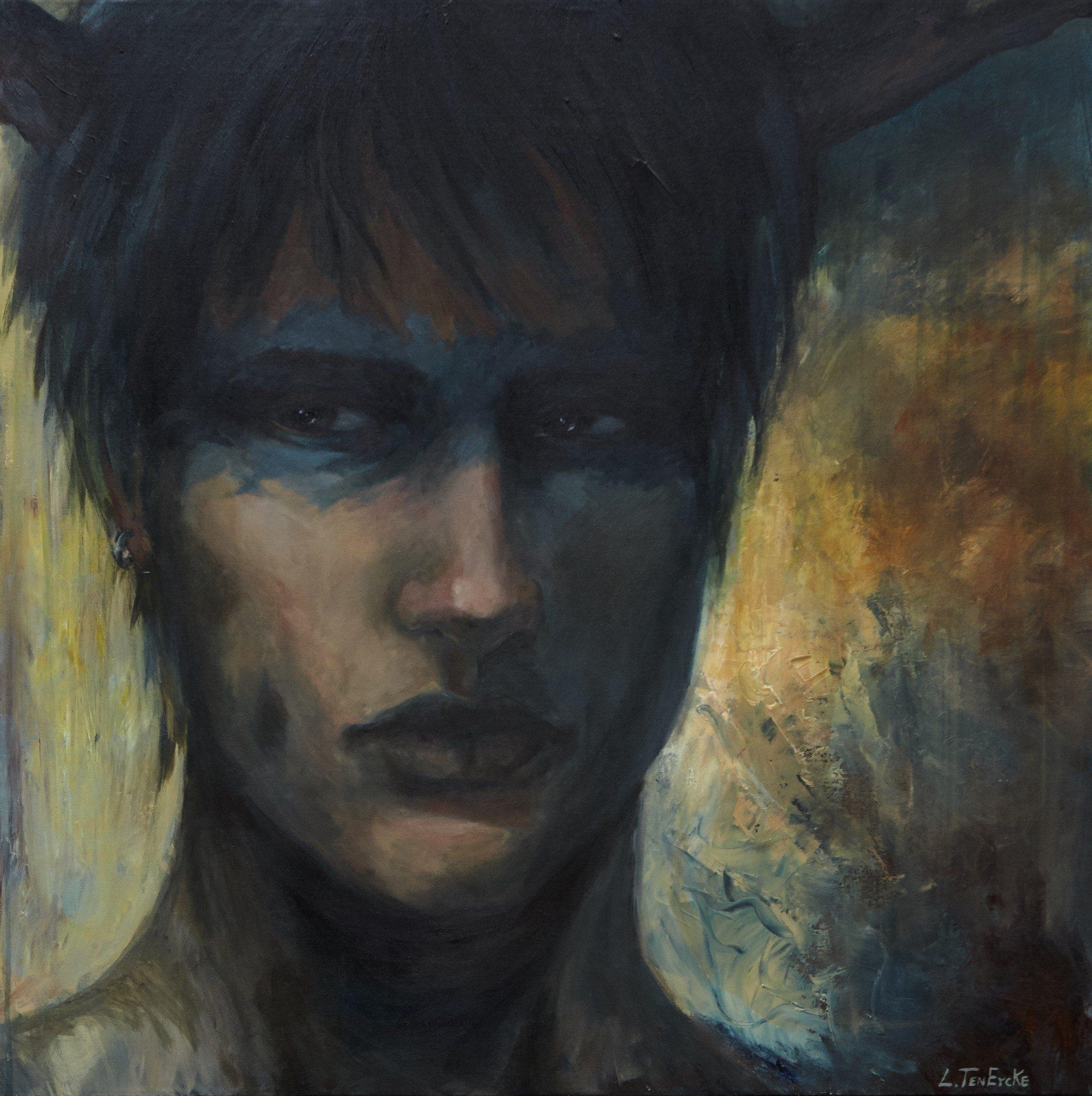 Art-Battle-Leanna TenEycke-Untitled