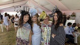 The best-dressed attendees at this year's Queen's Plate