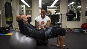 I tried a bodysuit that promises a better workout through electrocution, and here's what happened