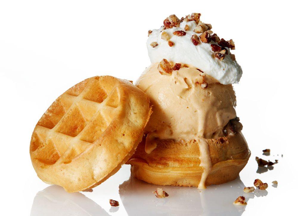 Ice cream sandwich: Dirty Bird