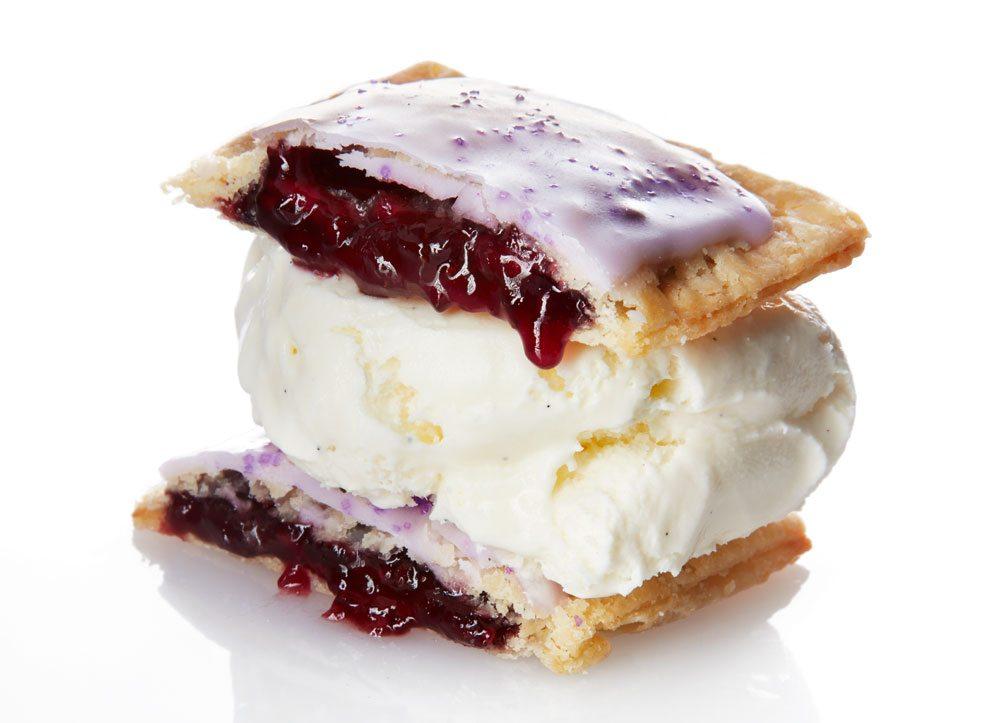 Ice cream sandwich: Bake Shoppe