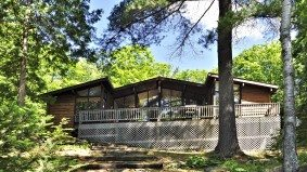 Cottage of the Week: $525,000 for a Kawartha Lakes cottage with a wall of windows