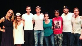 Neil Patrick Harris went to a Toronto Fringe play because Twitter told him to