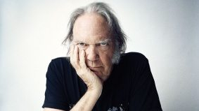 Neil Young sampled chickens, bees and bears on his strangest album yet
