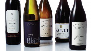 Five New Zealand wines for excellent midsummer sipping