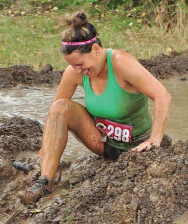 Zombie Mud Run