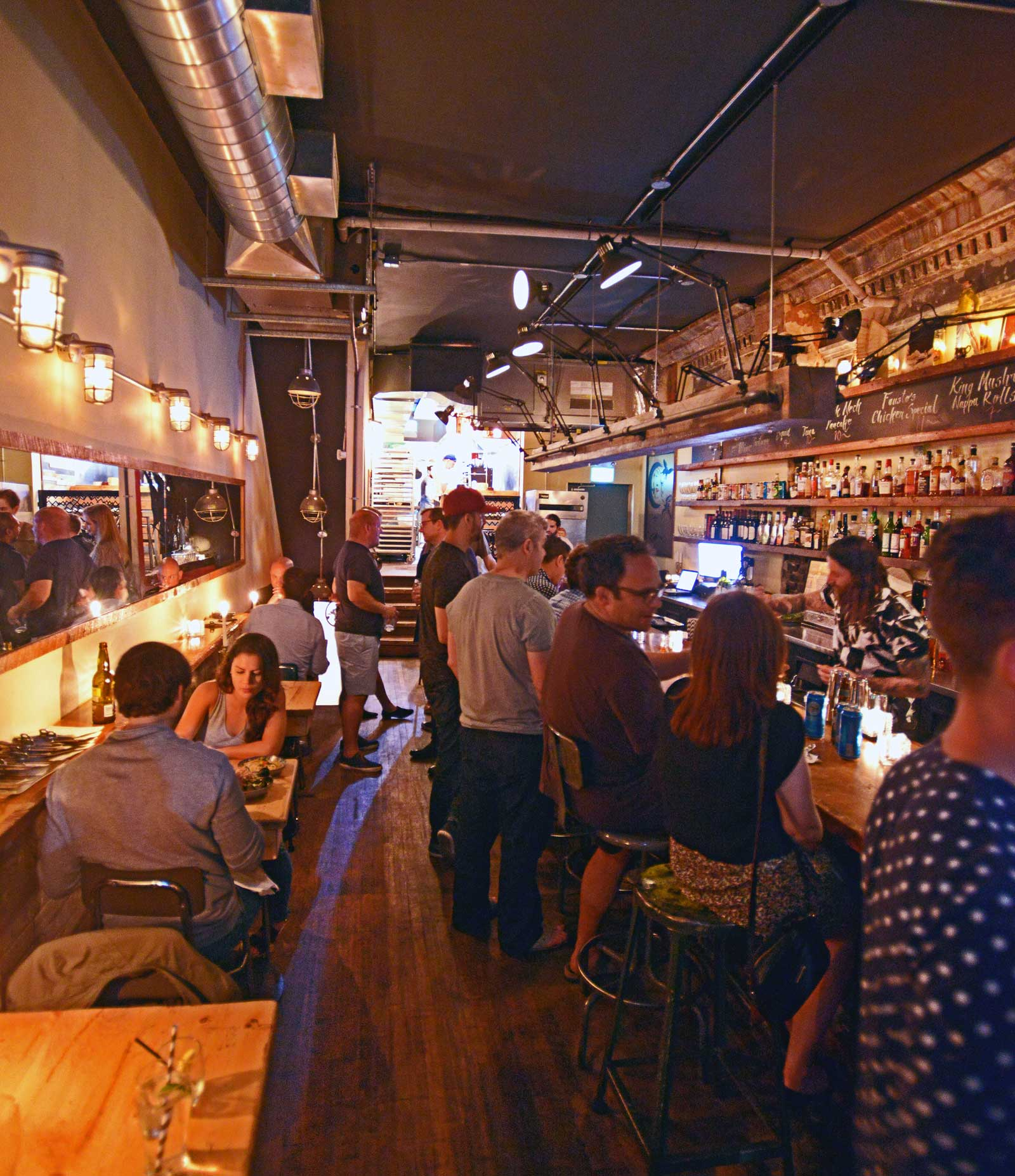 Pinkerton's Snack Bar