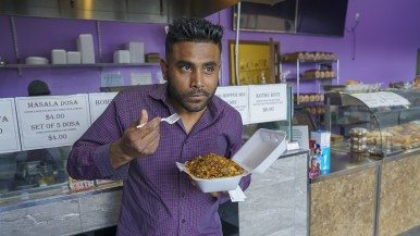 Where chef Johnne Phinehas eats Sri Lankan food in the burbs
