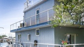 Condo of the Week: $590,000 to live in a floating house in Scarborough