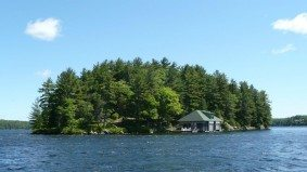 Cottage of the Week: $3.2 million for a private island in Lake Rosseau