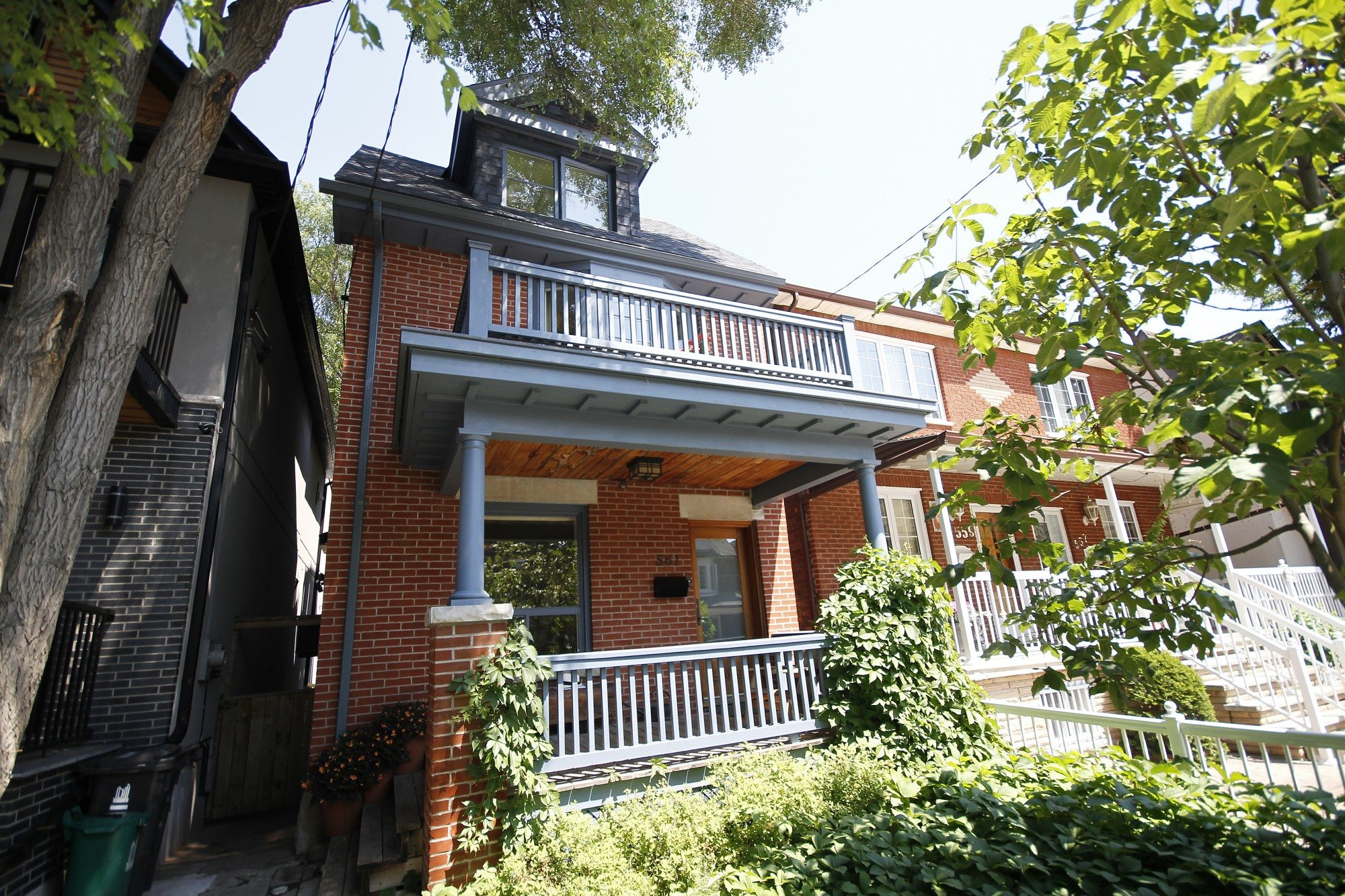 The house for sale at 561 St. Clarens Avenue