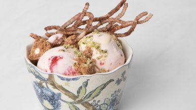 Six Toronto chefs got to design the ice cream bowl of their dreams. Here's how they turned out