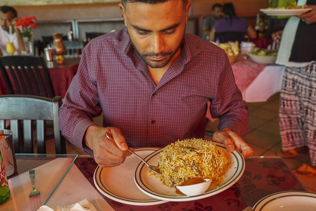 toronto-restaurants-chefs-in-the-burbs-johnne-phinehas-sri-lankan-scarborough-kairali-fish-biryani