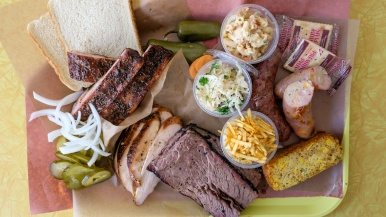 What's on the menu at J&J Bar-B-Que, a new Texas-style smokehouse