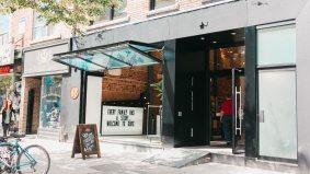 Inside Lululemon's enormous new Queen West concept shop, featuring a café, gallery and studio