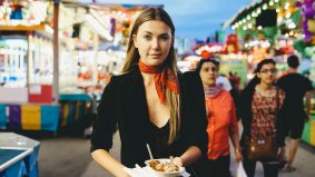 Street Style: The CNE