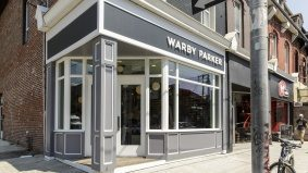 Inside Warby Parker's first Canadian store on Queen West