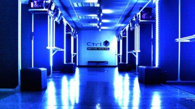 Inside Ctrl V, a futuristic new virtual reality arcade in Waterloo