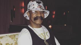 Drake's dad, Dennis Graham, just released a single