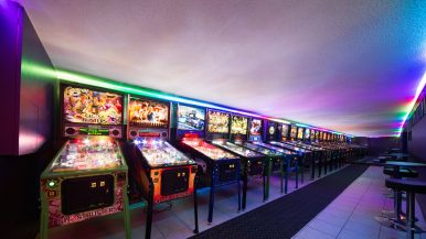 Inside Frolic's, Toronto's secret arcade in a suburban basement