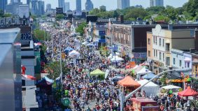 Taste of the Danforth, the ultra-hip Time Festival and eight other things to do this week