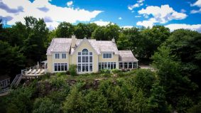 Cottage of the Week: $5.5 million for a cottage with a giant boathouse on Lake Rosseau