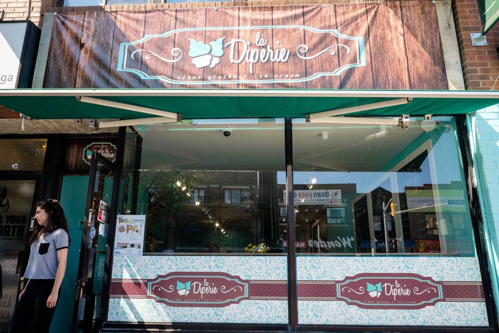 toronto-bakeries-ice-cream-cones-la-diperie-danforth-exterior