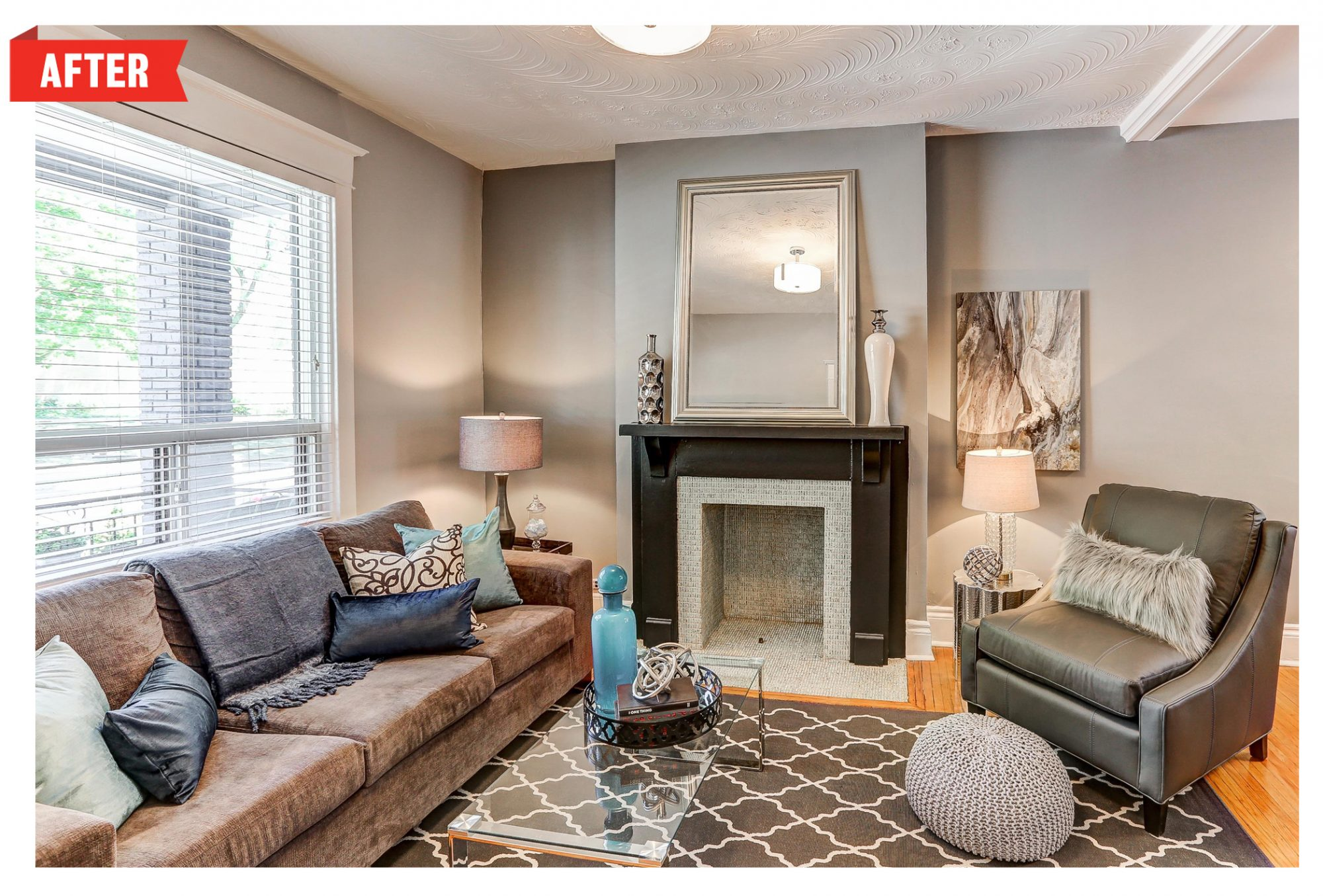 toronto-house-staging-318-montrose-avenue-living-room-after
