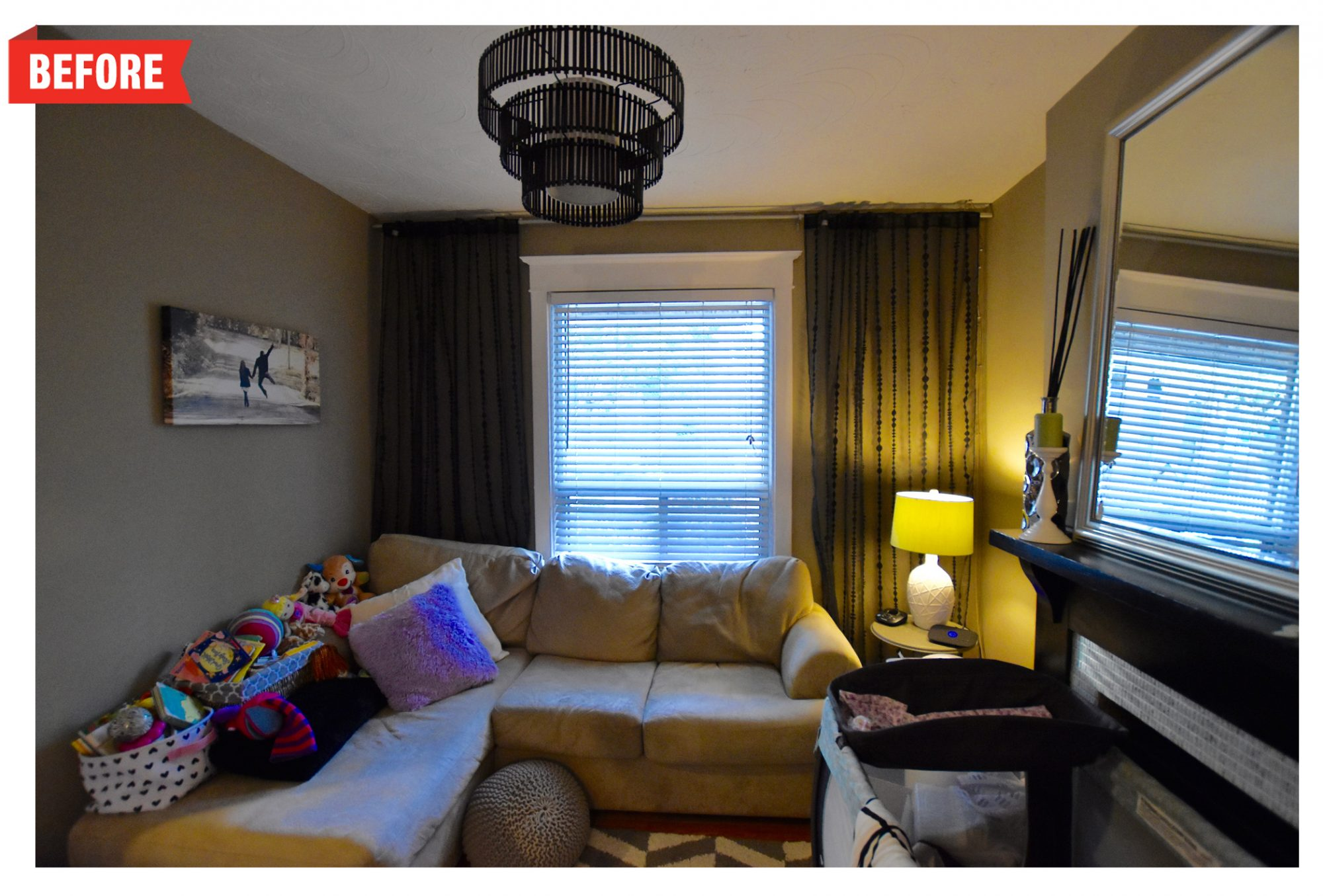 toronto-house-staging-318-montrose-avenue-living-room-before