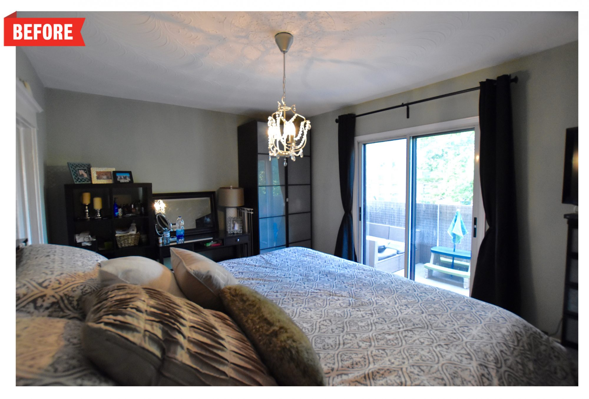 toronto-house-staging-318-montrose-avenue-master-bedroom-before