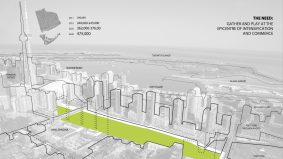Feast your eyes on a massive new park the city wants to build downtown