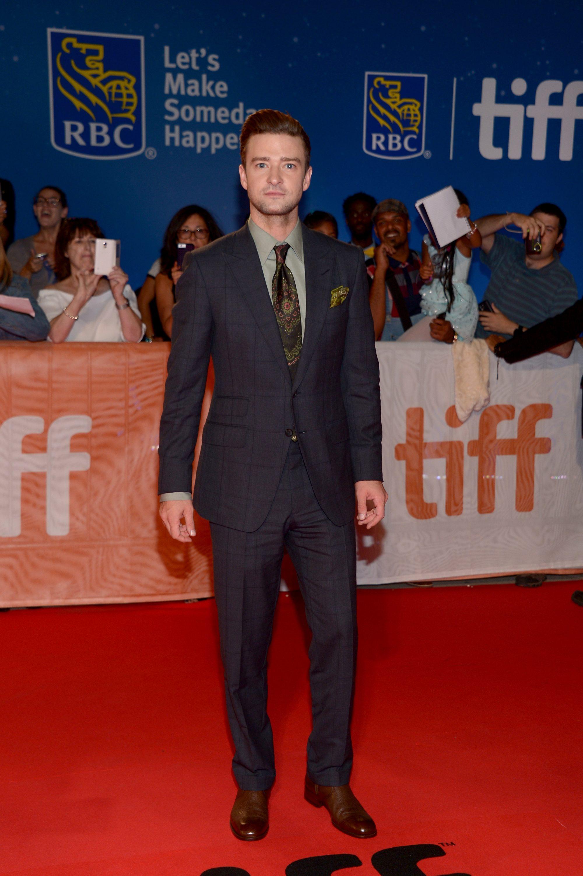 "2016 Toronto International Film Festival - ""Justin Timberlake + The Tennessee Kids"" Premiere - Red Carpet"