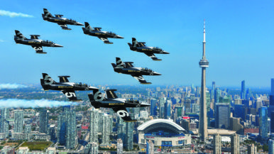 The CNE's soaring air show, Fan Expo and six other things to see, do, hear and read this week