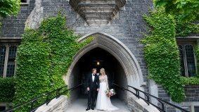 Real Weddings 2016: Inside a <em>Midsummer Night's Dream</em>-inspired affair at the Hart House