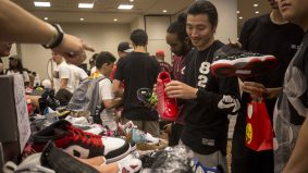Meet the owners of the coolest, rarest and most valuable shoes at the largest sneaker show in Canada