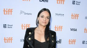 The best red carpet looks from the final weekend of TIFF, featuring Gerard Butler and Michelle Rodriguez