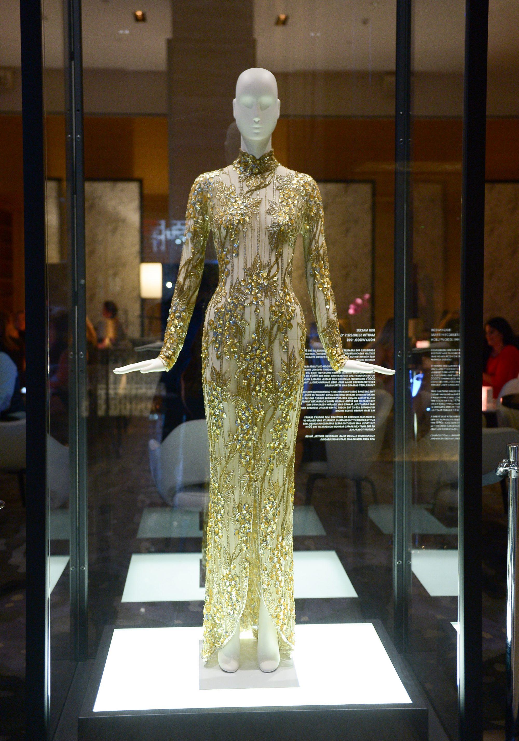 *Mackie-Golden-Dress