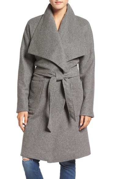 Madewell Kenmore Blanket Coat $338 CAD at Nordstrom