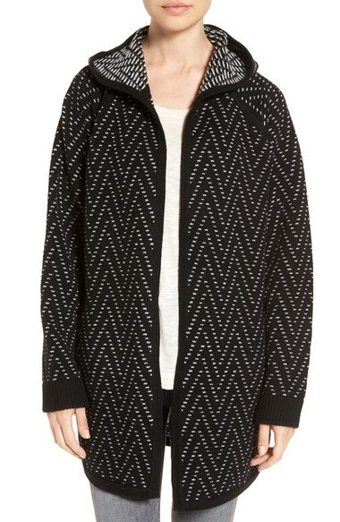 Madewell Wool Sweater Coat $240 CAD at Nordstrom